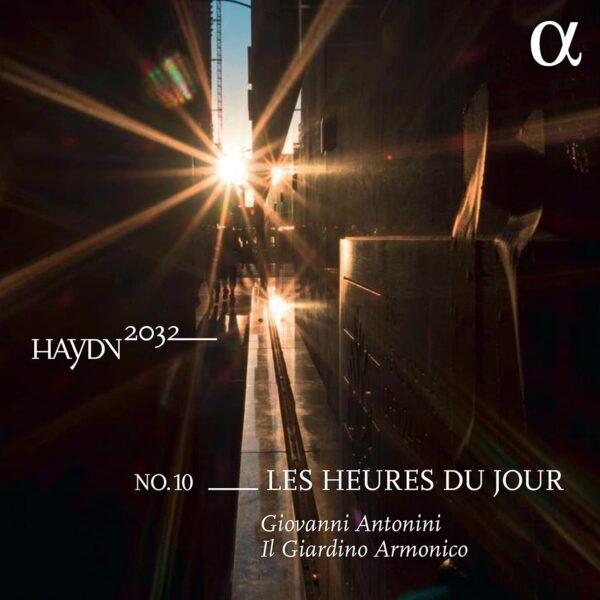 Haydn 2032, Vol. 10: Les heures du jour - Giovanni Antonini