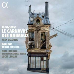 Saint-Saëns: Le carnaval des animaux / Poulenc: Double Concerto