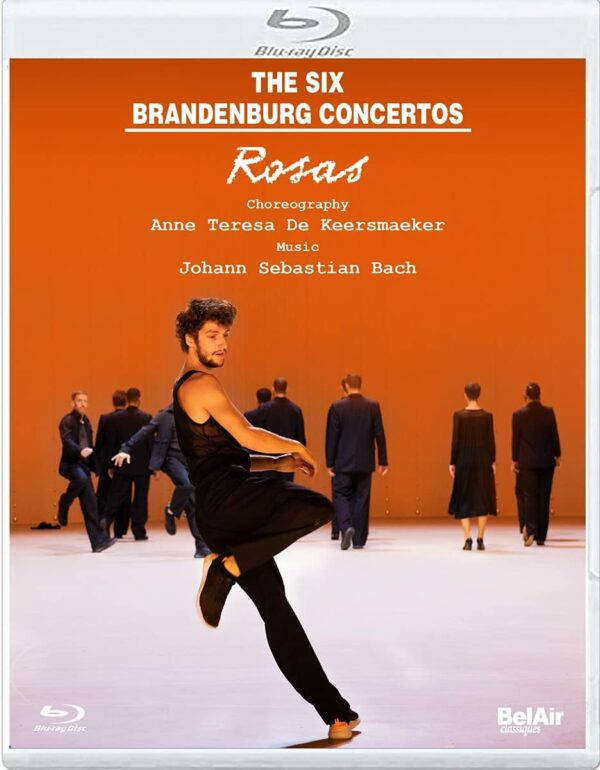 Bach: The Brandenburg Concertos - Rosas