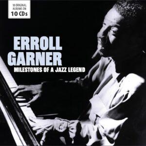 Milestones Of A Jazz Legend - Erroll Garner