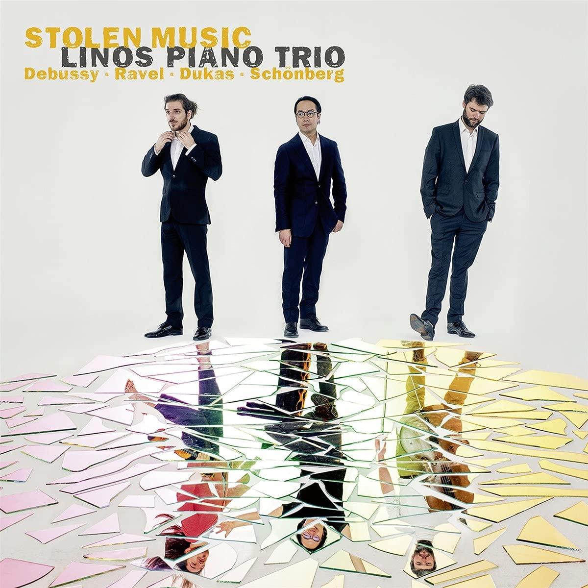 Stolen Music, Transcriptions For Piano Trio - Linos Piano Trio