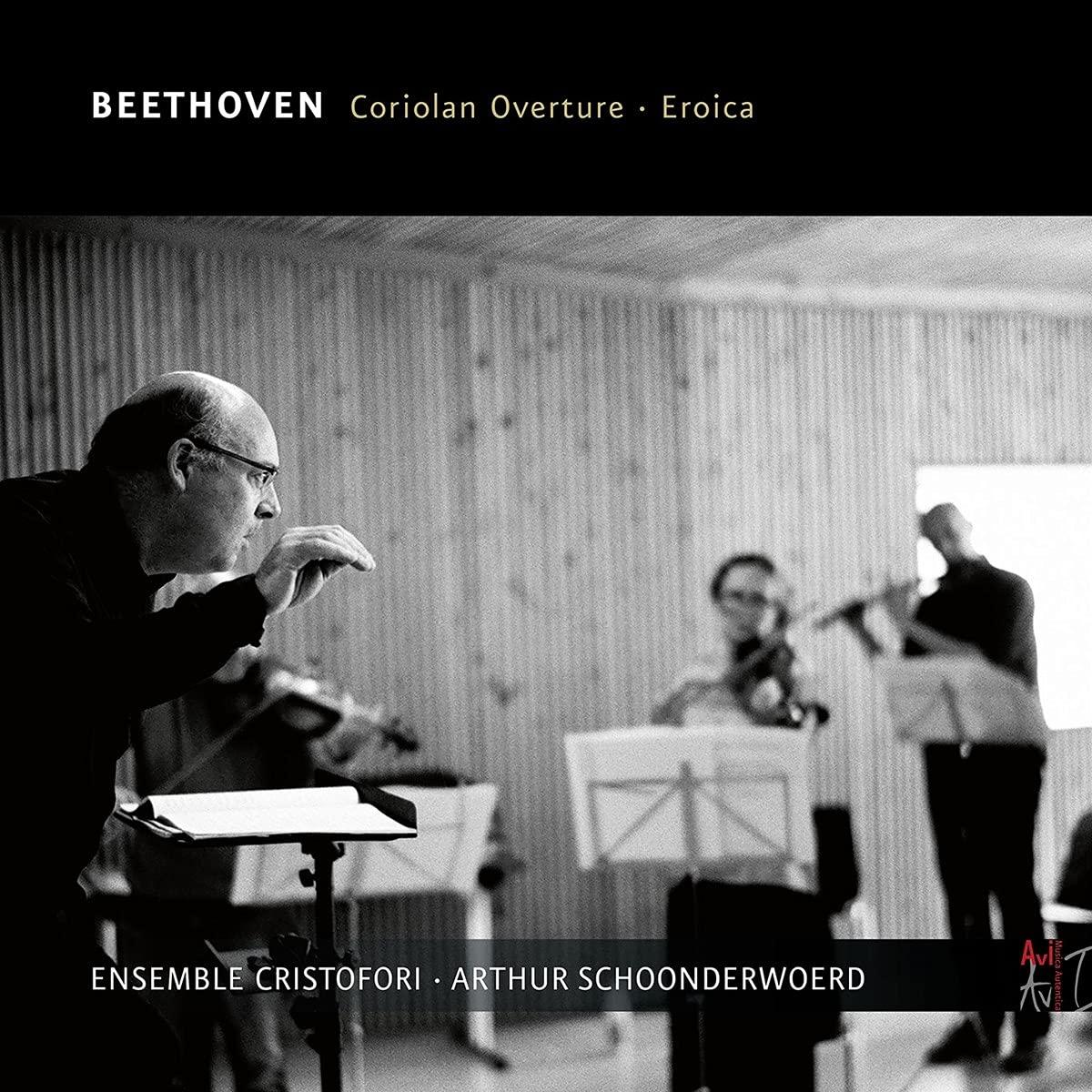Beethoven: Coriolan Overture, Symphony No.3 - Arthur Schoonderwoerd