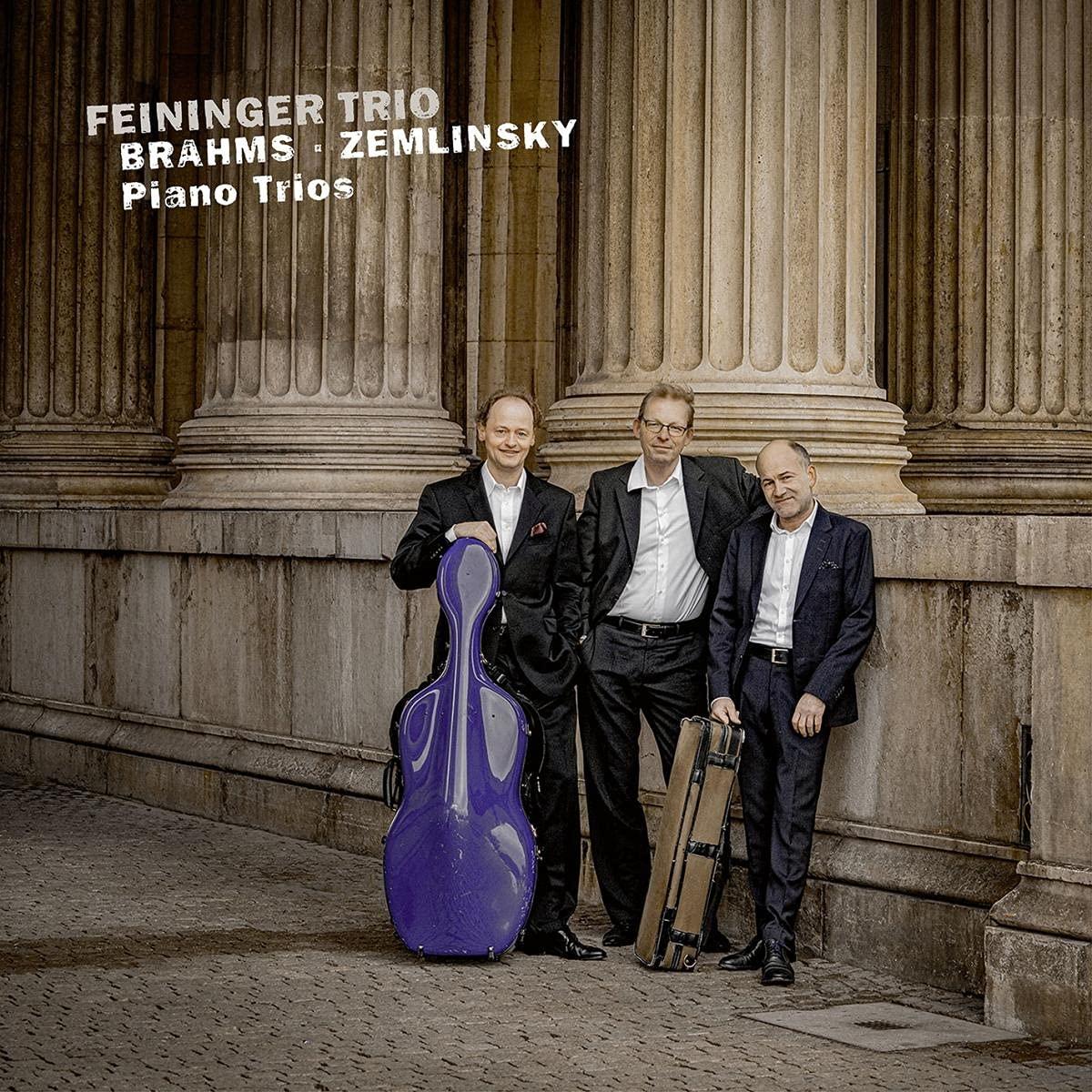 Brahms & Zemlinsky: Piano Trios - Feininger Trio