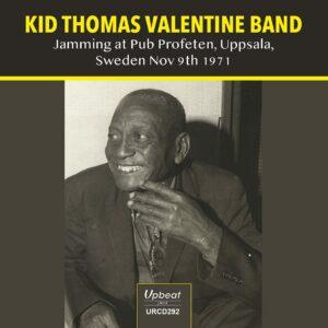 Jamming At Pub Profeten - Kid Thomas -Band- Valentine