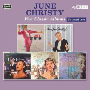 Five Classic Albums (Second Set) - June Christy