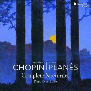 Frederic Chopin: Complete Nocturnes - Alain Planès