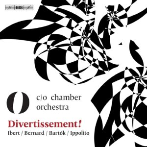 Divertissement!, Works For Chamber Orchestra - c/o chamber orchestra