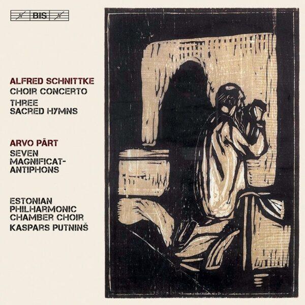 Schnittke: Choir Concerto, Three Sacred Hymns / Part: Seven Magnificat-Antiphons - Estonian Philharmonic Chamber Choir