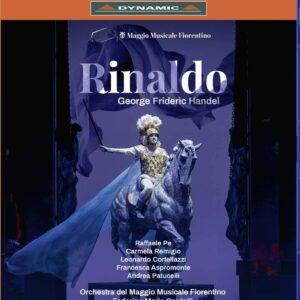 Handel: Rinaldo - Carmela Remigio