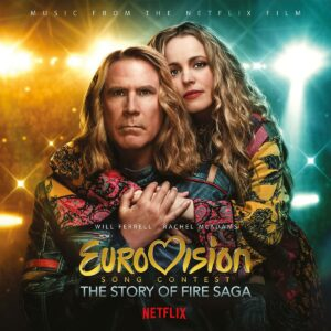 Eurovision Song Contest: Story Of Fire Saga (OST) (Vinyl)