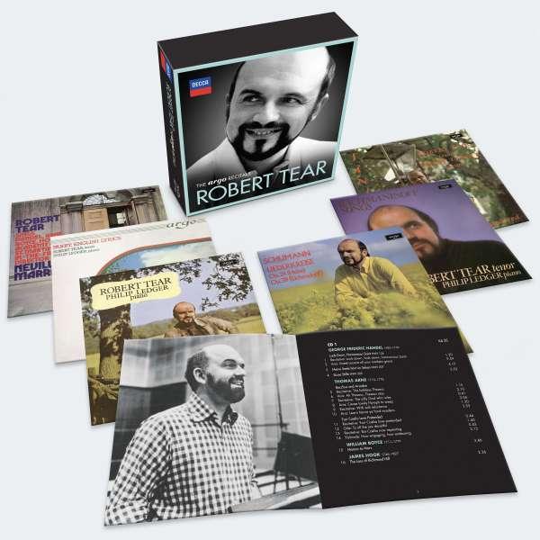 Argo Recitals - Robert Tear