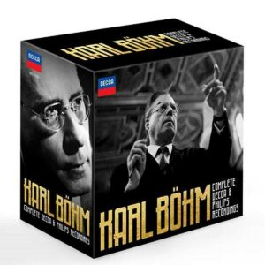 Complete Decca & Philips Recordings - Karl Böhm