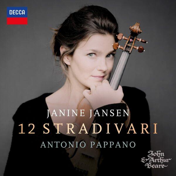 12 Stradivari - Janine Jansen
