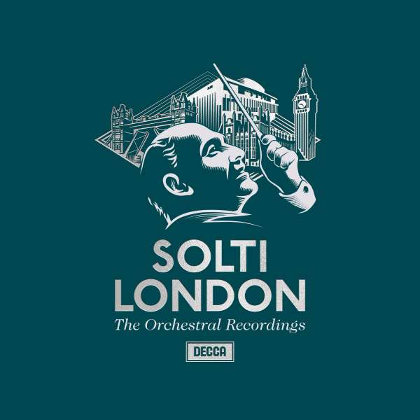 Solti In London: The Orchestral Recordings
