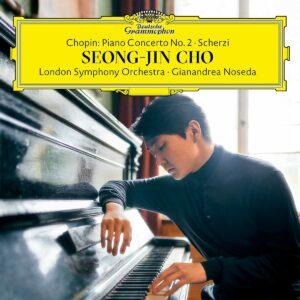 Chopin: Piano Concerto No. 2; Scherzi (Vinyl) - Seong-Jin Cho