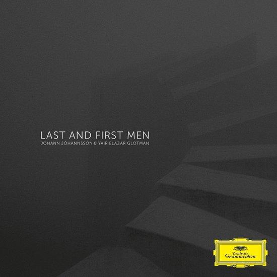 Last And First Men (Vinyl) - Jóhann Jóhannsson & Yair Elazar Glotman