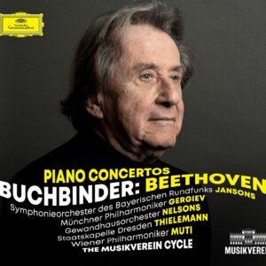 Beethoven: Complete Piano Concertos - Rudolf Buchbinder
