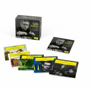 Complete Deutsche Grammophon Recordings - Géza Anda