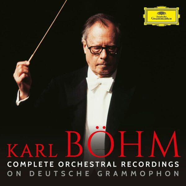 Complete Orchestral Music On Deutsche Grammophon - Karl Böhm