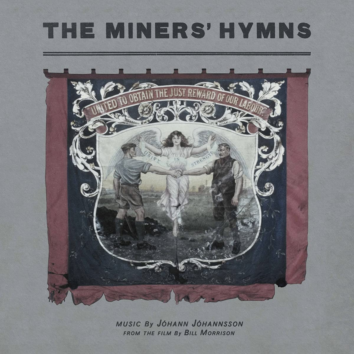 The Miners' Hymns (OST) (Vinyl) - Jóhann Jóhannsson