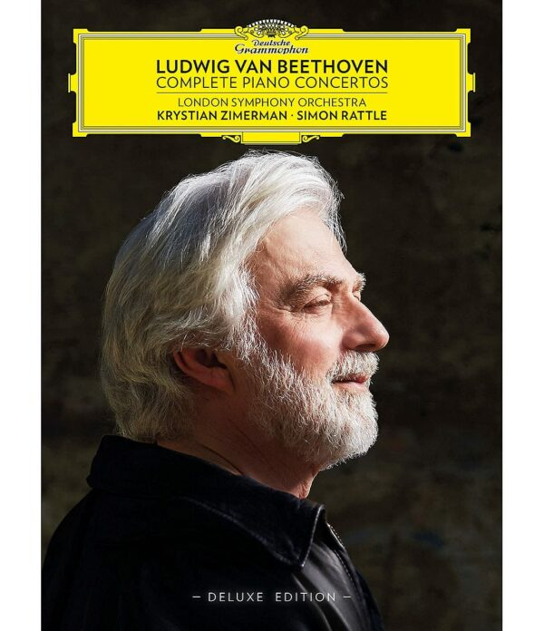 Beethoven: Complete Piano Concertos - Krystian Zimerman