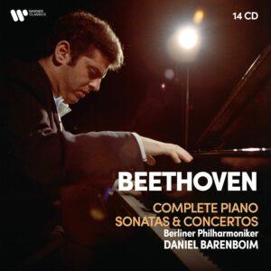 Beethoven: The Complete Piano Sonatas - Daniel Barenboim