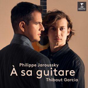 À Sa Guitare (Vinyl) - Philippe Jaroussk & Tibaut Garcia