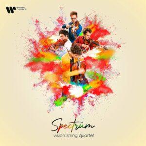 Spectrum (Vinyl) - Vision String Quartet