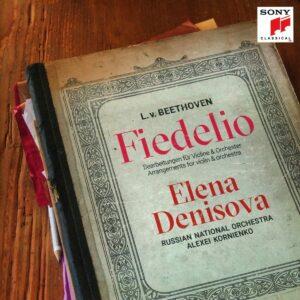 Fiedelio, Beethoven Arrangements - Elena Denisova