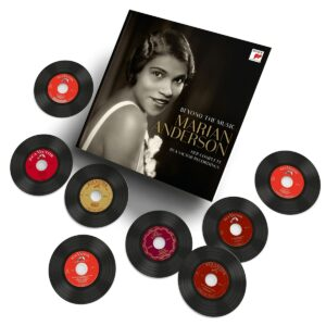 Beyond the Music (Her Complete RCA Victor Recordings) - Marian Anderson