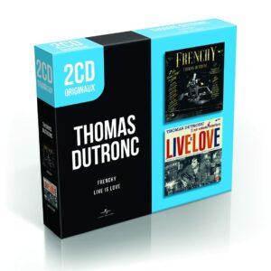 Frenchy / Live Is Love - Thomas Dutronc
