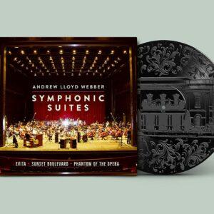 Symphonic Suites (Vinyl) - Andrew Lloyd Webber