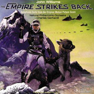 The Empire Strikes Back (OST) (Vinyl) - John Williams