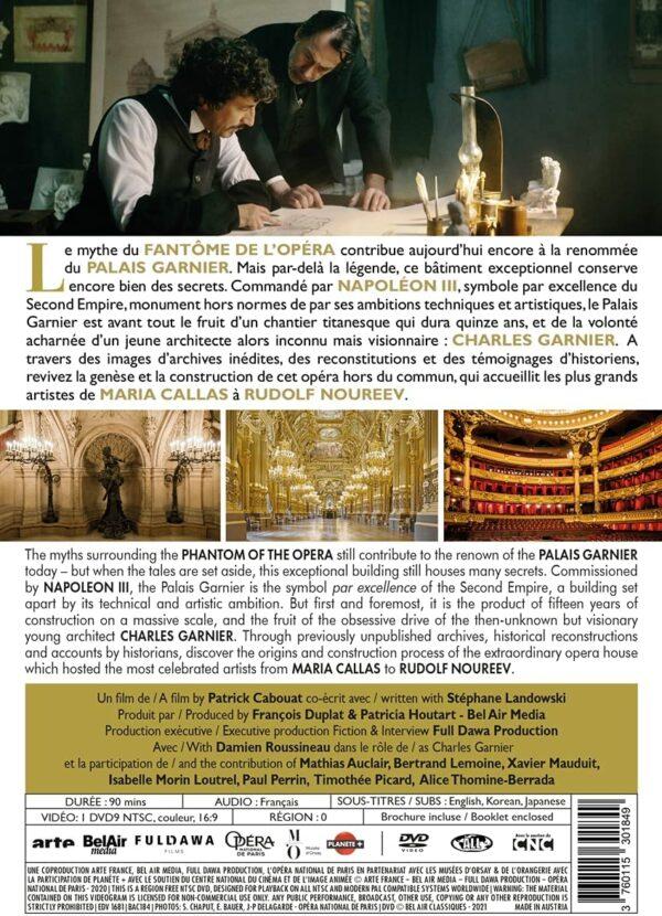 Palais Garnier - Un Opera Pour Un Empire - Patrick Cabouat