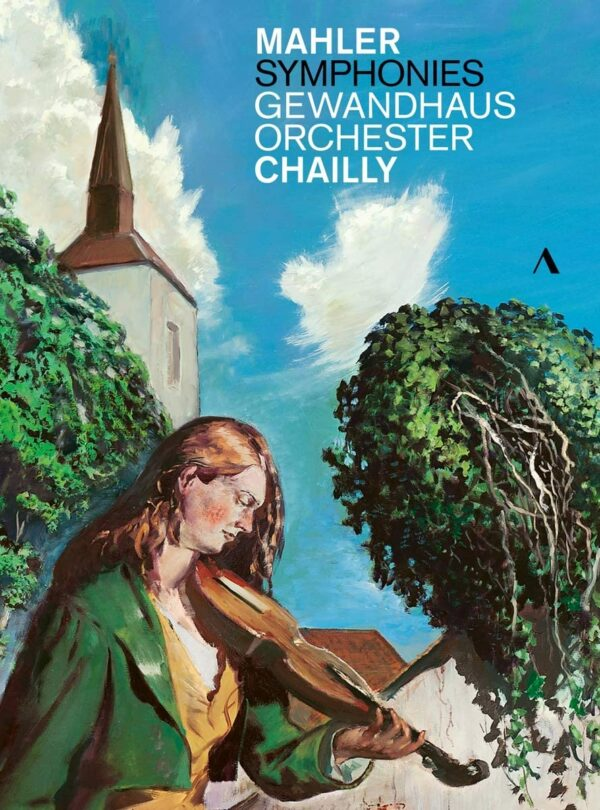 Gustav Mahler: Symphonies 1,  2,  4-9 - Riccardo Chailly