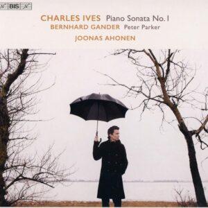 Ives / Gander: Piano Works - Joonas Ahonen