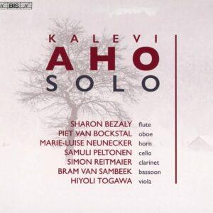 Kalevi Aho: Solo Vol. 1 - Samuli Peltonen