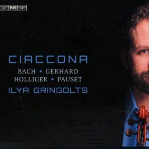 Ciaccona - Ilya Gringolts
