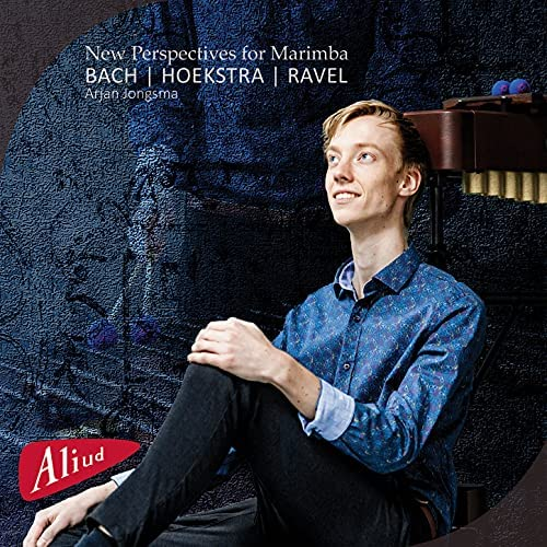 New Perspectives For Marimba - Arjan Jongsma