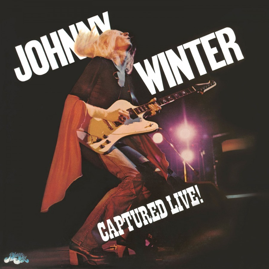 Captured Live! (Vinyl) - Johnny Winter
