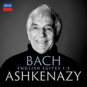 Bach: English Suites Nos.1-3 - Vladimir Ashkenazy