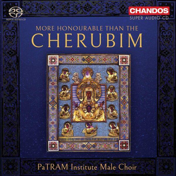 More Honourable Than The Cherubim - PaTRAM Institue Male Choir