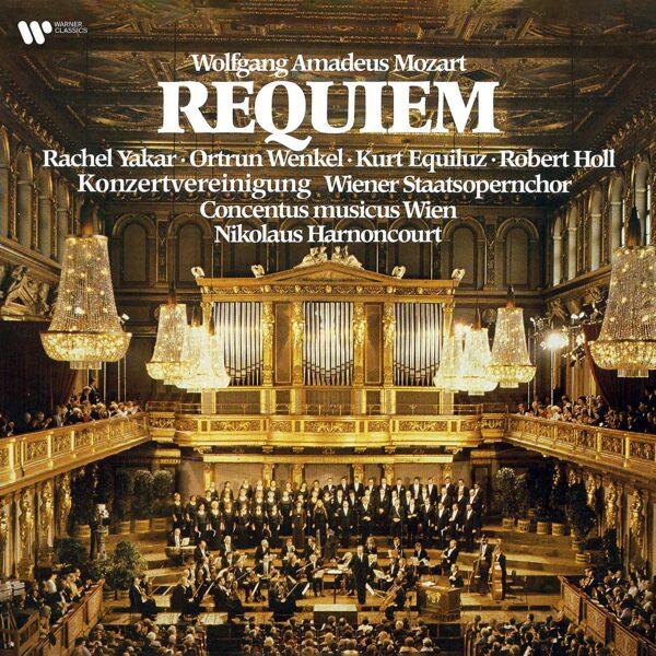 Mozart: Requiem (Vinyl) - Nikolaus Harnoncourt