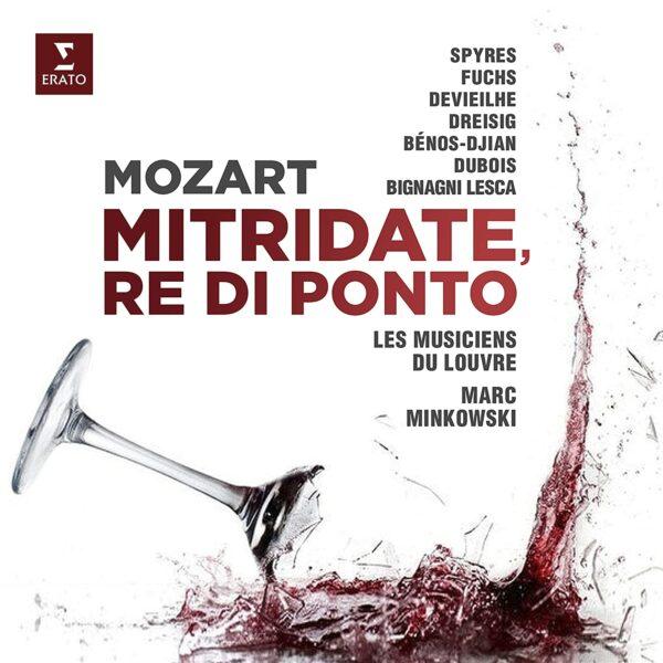 Mozart: Mitridate, Re Di Ponto - Michael Spyres
