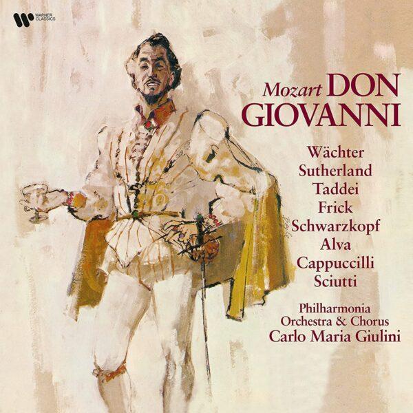 Mozart: Don Giovanni (Vinyl) - Carlo Maria Giulini