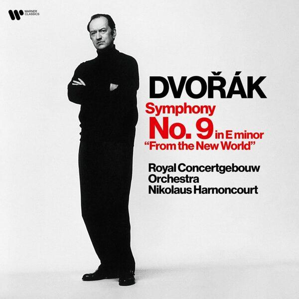 Dvorak: Symphony No.9 (Vinyl) - Nikolaus Harnoncourt