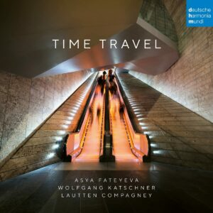 Time Travel: The Beatles & Henry Purcell - Lautten Compagney