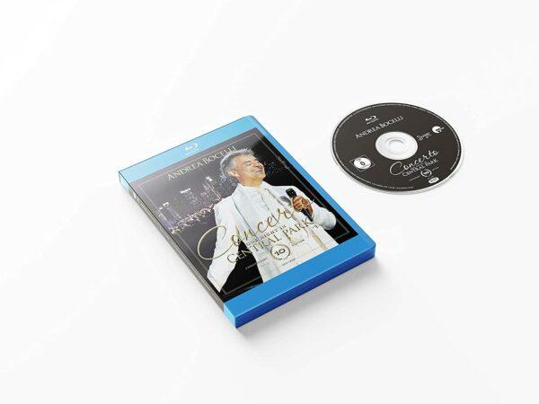Concerto: One Night In Central Park (10th Anniversary) - Andrea Bocelli