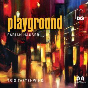 Fabian Hauser: Playground - Trio Tastenwind