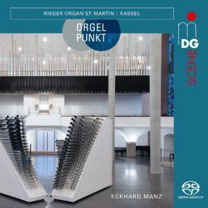 Orgelpunkt Vol.2: Rieger Organ St. Martin, Kassel - Eckhard Manz